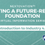 Webinar title: Introduction to Industry 4.0