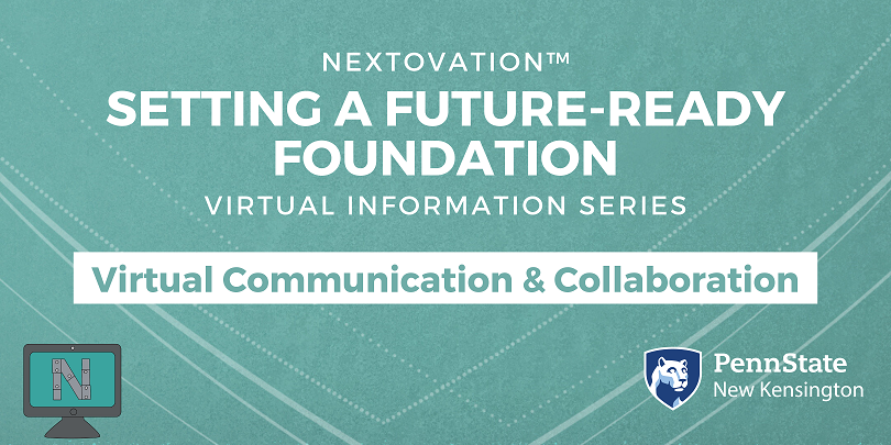 Webinar Title: Virtual Communication and Collaboration