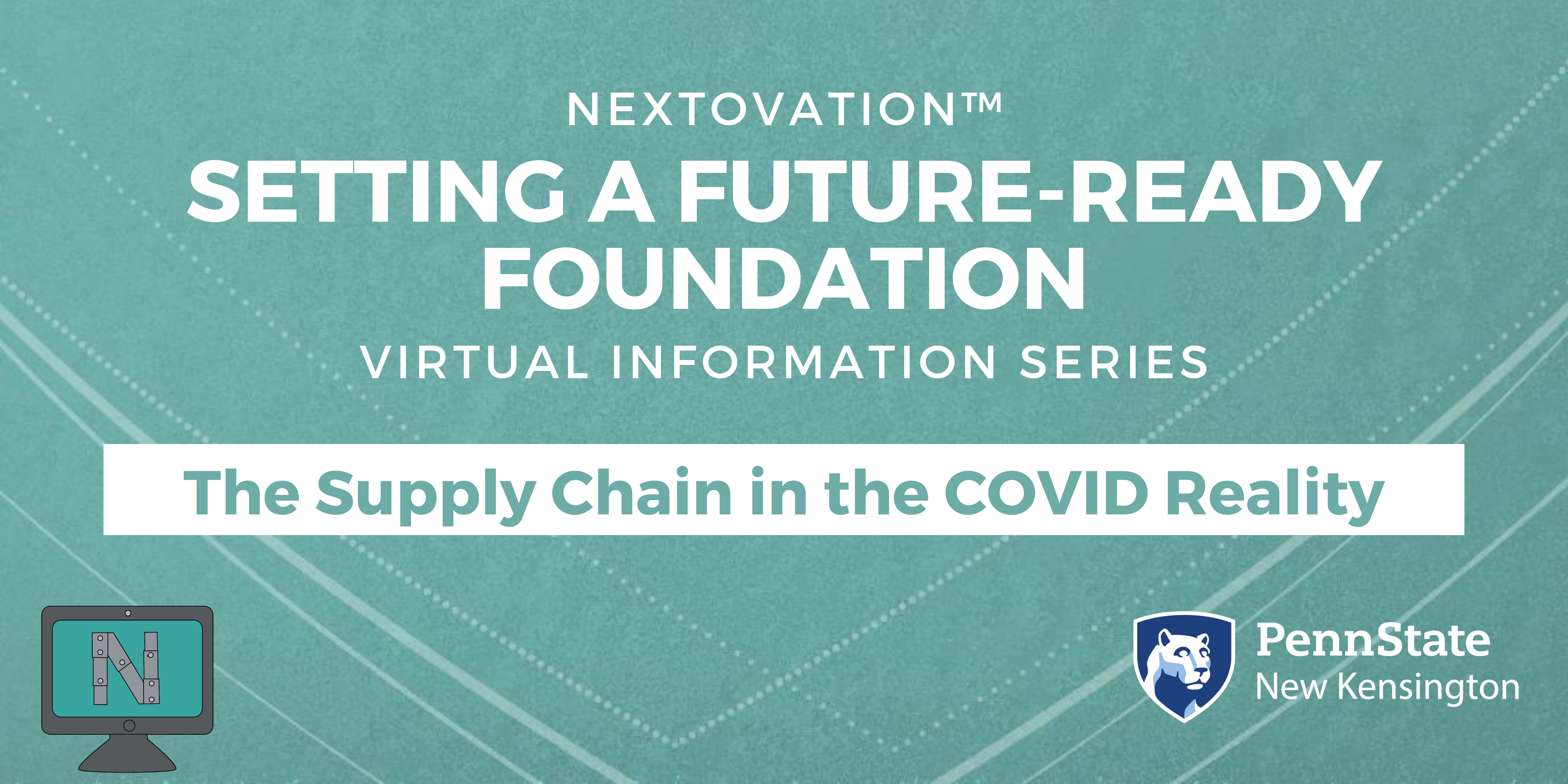 Webinar Title: Supply Chain in the COVID Reality