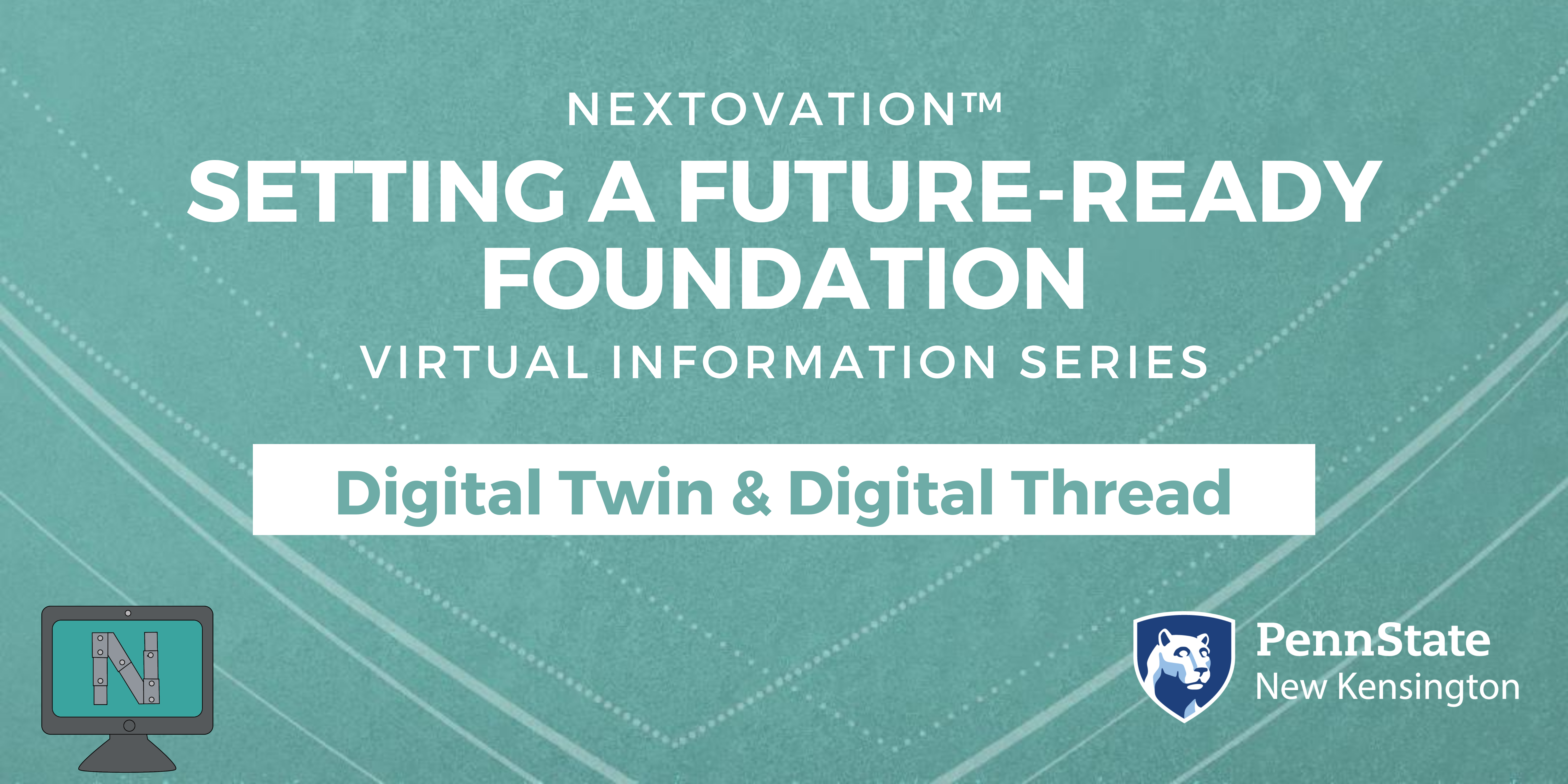 Webinar Title: Digital Twin and Digital Thread