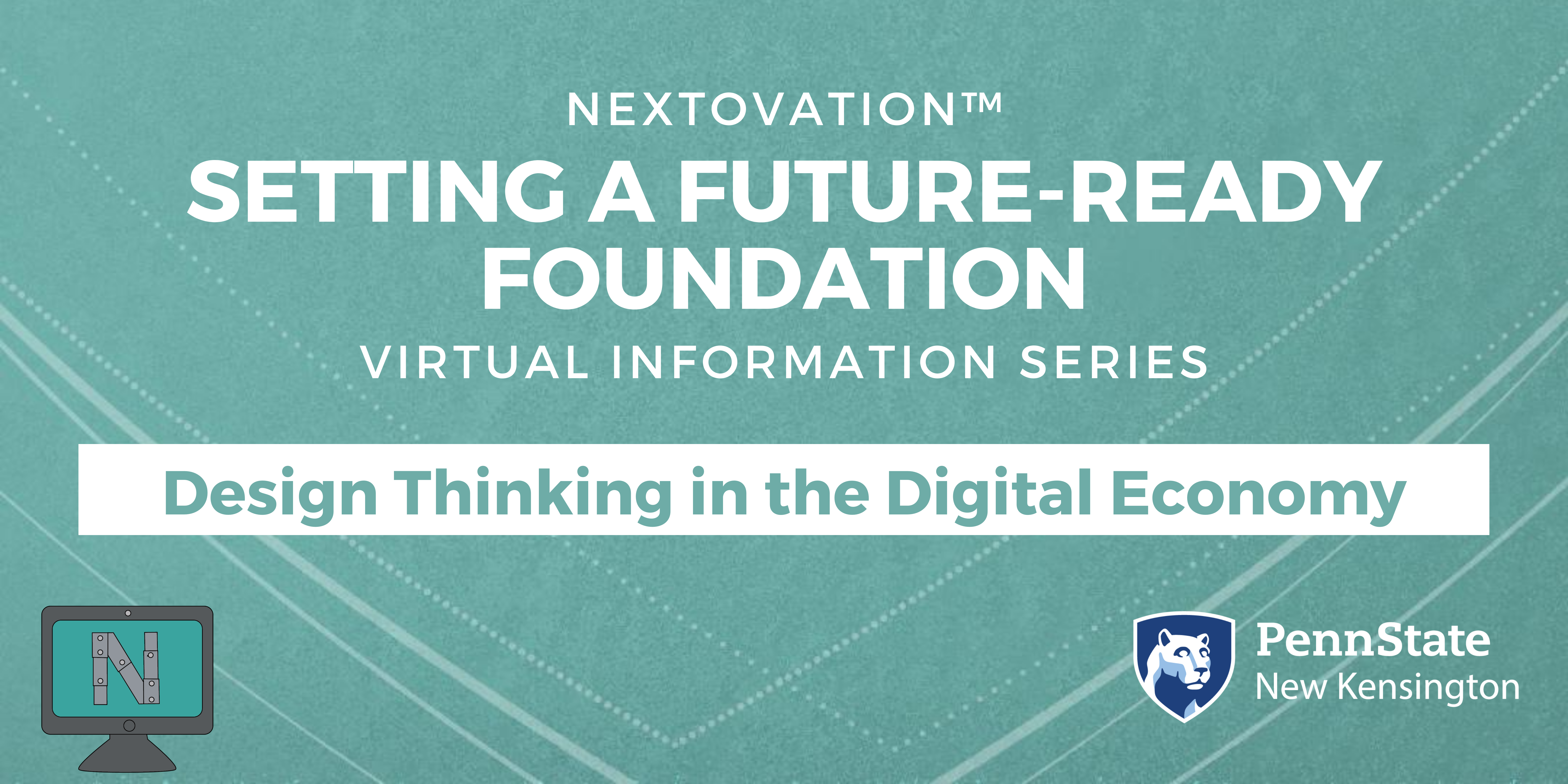 Webinar Title: Design Thinking in the Digital Economy