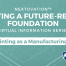 Webinar Title: 3D Printing as a Manufacturing Tool
