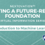 Webinar Title: Introduction to Machine Learning